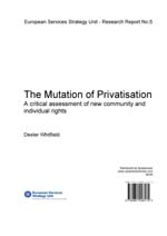 Mututation of Privatisation