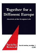 Together for a Different Europe